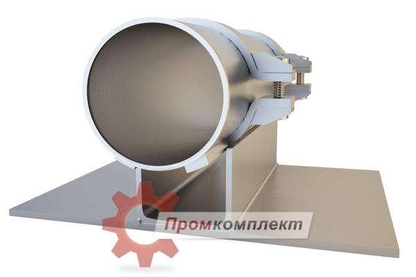 ООО Промкомплект изготовит опоры трубопроводов для крепления труб из...